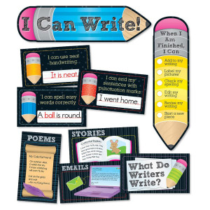 I Can Write! Mini Bulletin Board