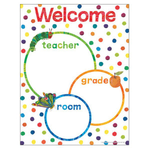 The World of Eric Carle Welcome Poster