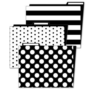 Simply Stylish File Folders