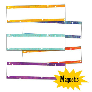 Galaxy Magnetic Labels