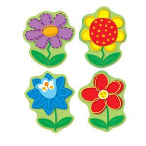 Flowers Shape Stickers