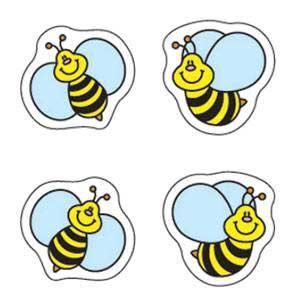Bee Chart Seals