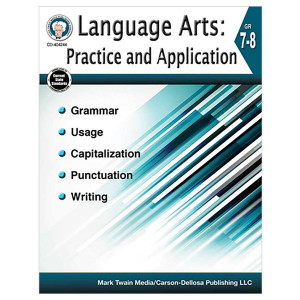 Language Arts Practice and Application-Grade 7-8