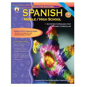 Middle/High School Spanish Book