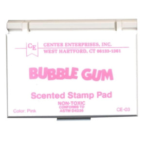 Bubble Gum (Pink) Scented Stamp Pad