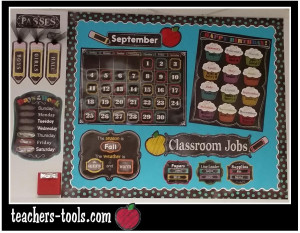 *Chalk It Up! Bulletin Boards