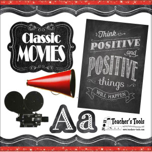 *Classic Movies Style Guide