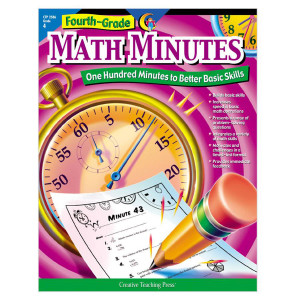 Math Minutes- Fourth Grade