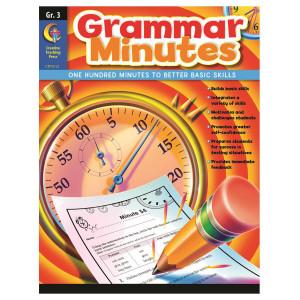 Grammar Minutes Book Grade 3