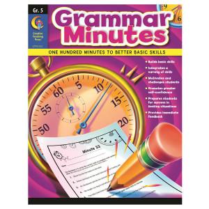 Grammar Minutes Book Grade 5