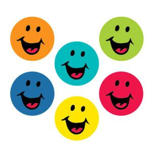 Bright Smiles Mini Incentive Stickers
