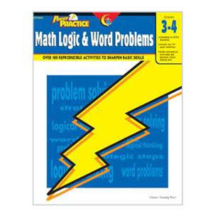 Math Logic Power Practice 3-4