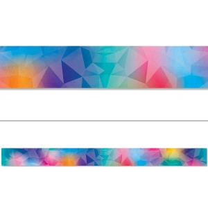 Mystical Magical Rainbow Prism Border