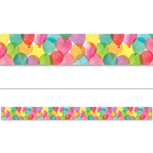 Balloon Party Border