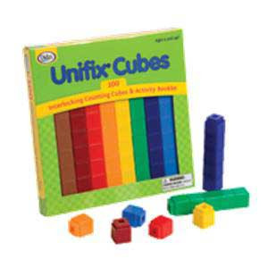 Unifix Cubes-Package of 100