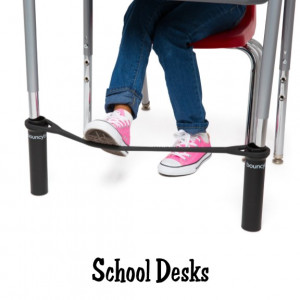 Bouncyband for School Desks-Black