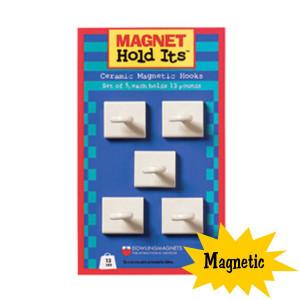 Ceramic Ceiling Hook Magnets