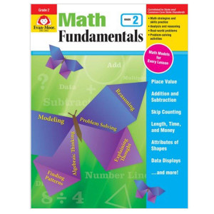Math Fundamentals Book Gr 2