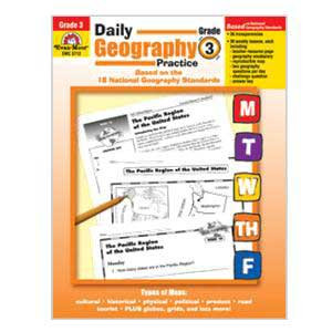 Daily Geography Book Grade 3