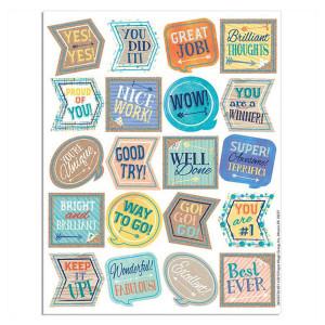Confetti Splash Stickers