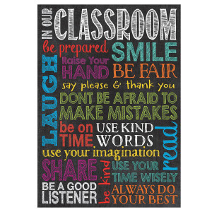 In This Classroom... Poster