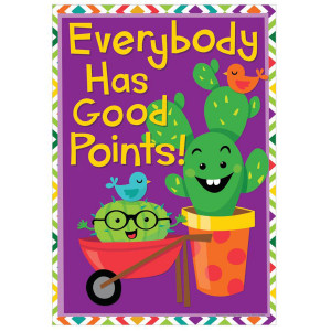 Sharp Bunch- Everybody Has Good Points Poster