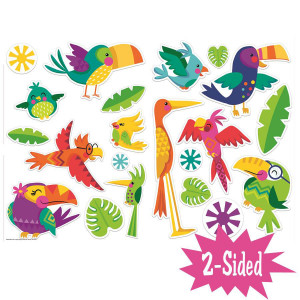 You-Can Toucan 2-Sided Decoration Kit