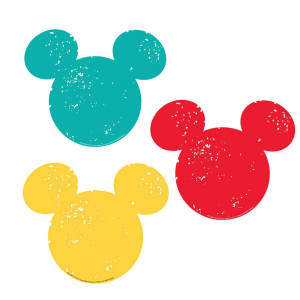 Mickey Mouse Cut-Outs