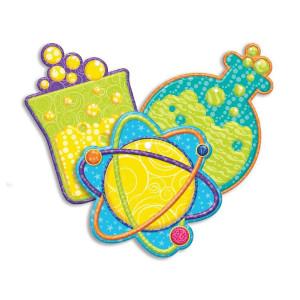 Color My World Bio Symbols Cut-Outs