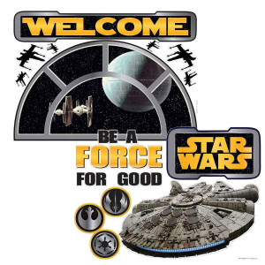 Star Wars Bulletin Board