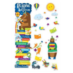 Reading Door Decor Bulletin Board