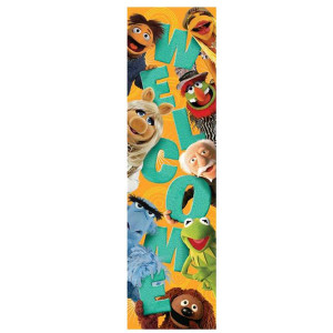 Muppets Welcome Banner