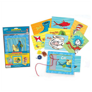 Dr Seuss Trace & Learn Fun Board