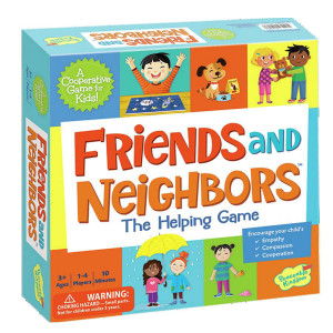 Friends & Neighbors Game