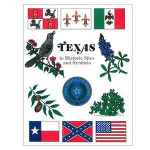 Texas Sites & Symbols Book