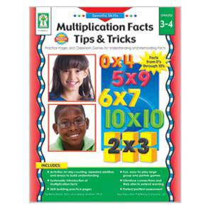 Specific Skills: Multiplication Facts, Tips & Tric