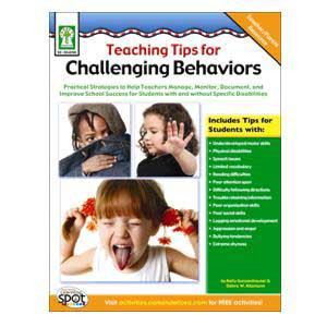 Teaching Tips for Challenging Behaviors Book