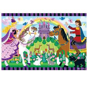 Fairy Tale Friends Floor Puzzle