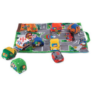 K's Kids - Take-Along Town Play Mat