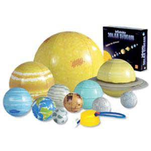 Inflatable Solar System
