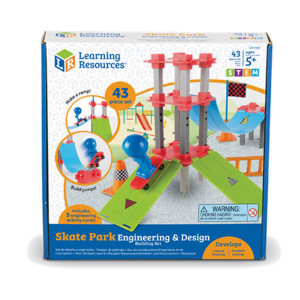 Skate Park Engineering & Design STEM Building Sets