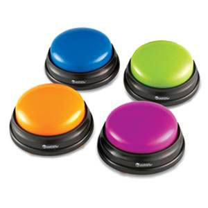 Answer Buzzers-Set of 4