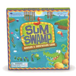 Sum Swamp Game