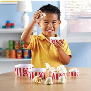 Count 'em Up Popcorn Smart Snacks