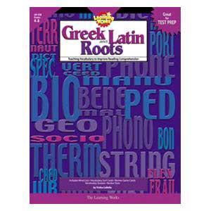 Greek & Latin Roots 4-8