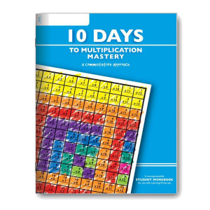 10 Days to Multiplication Mastery Book