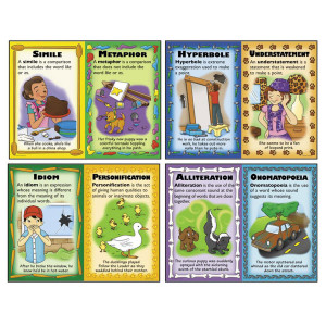 Figurative Language Poster Set