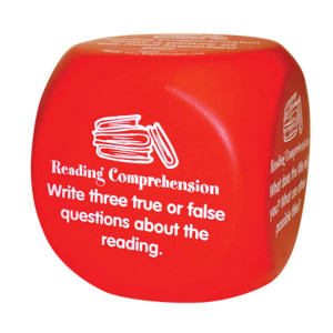 Learning Cube: Reading Comprehension