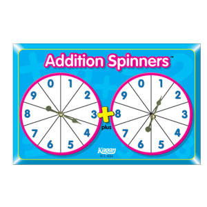 Spinner: Addition