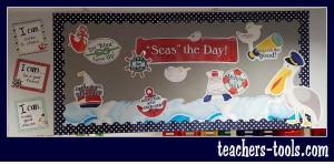 *Nautical Seas the Day Bulletin Board